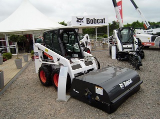 Genuine BOBCAT spare parts